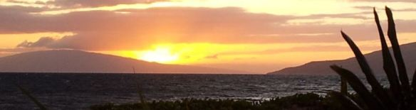 Sunset on Maui