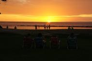 Fabulous Maui Sunset at Christmas